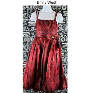 Emily West Bubble Dress Sz 10